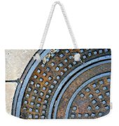 Streets Of La Jolla 2 Weekender Tote Bag