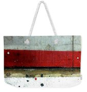 Streets Of New York Abstract Eight Weekender Tote Bag