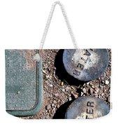 Streets Of Tombstone 9 Weekender Tote Bag