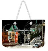 Streetside Weekender Tote Bag