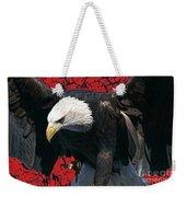Strength Of America Weekender Tote Bag