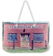 Strickland Grocery Weekender Tote Bag