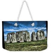Striking Scene Of Stonehenge Weekender Tote Bag