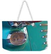 Striking Tail Lights Weekender Tote Bag