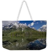 String Lake Panorama Weekender Tote Bag