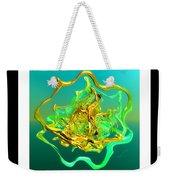 String Theory D Weekender Tote Bag