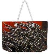 Striped Catfish Weekender Tote Bag