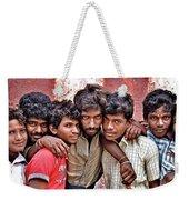 Strong Bonds Weekender Tote Bag