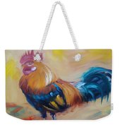 Struttin' My Stuff Weekender Tote Bag