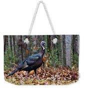 Strutting Turkey Weekender Tote Bag