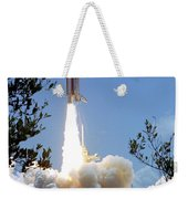 Sts-121 Launch Weekender Tote Bag