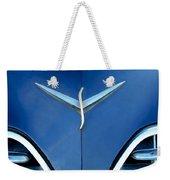 Studebaker Hood Emblem Weekender Tote Bag