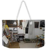 Studio - Art Work Space Weekender Tote Bag