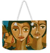 Study For Love Is Like A Bird Weekender Tote Bag