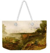 Study For The Last Judgement Weekender Tote Bag