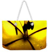 Study Of A Golden Cup Flower 5 Weekender Tote Bag