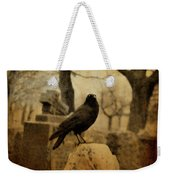 Study Of The Surly Raven Weekender Tote Bag
