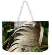 Stump And Fronds Weekender Tote Bag