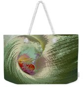 Stylized Calla Lily Weekender Tote Bag
