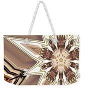 Stylized Stars Weekender Tote Bag