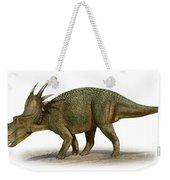 Styracosaurus Albertensis Weekender Tote Bag