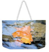 Submerged Sunset Weekender Tote Bag