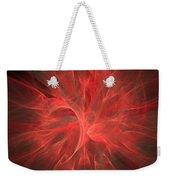 Subtle Aura-fractal Art Weekender Tote Bag