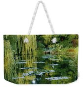 Subtle Light And Shade Reveal Weekender Tote Bag