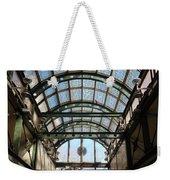 Subway Glass Station Weekender Tote Bag