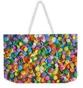 Sugar Confetti Weekender Tote Bag