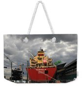 Sugar Ship Weekender Tote Bag