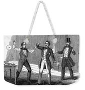 Suicide Attempt, 1859 Weekender Tote Bag