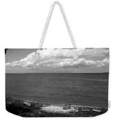 Summer At The Point Weekender Tote Bag