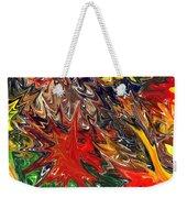 Summer Autumn Weekender Tote Bag