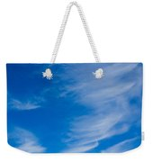 Summer Cloud Images Weekender Tote Bag