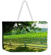 Summer Corn Weekender Tote Bag