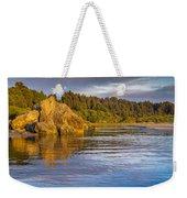 Summer Evening On Little River Weekender Tote Bag