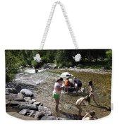 Summer Fun In Vail Weekender Tote Bag