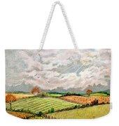 Summer Harvest Weekender Tote Bag by Marilyn Smith