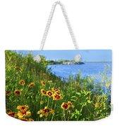 Summer In Toronto Park Weekender Tote Bag by Elena Elisseeva