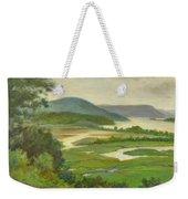 Summer Morning Hudson Highlands Weekender Tote Bag