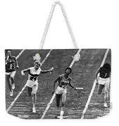 Summer Olympics, 1960 Weekender Tote Bag