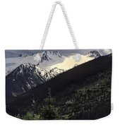 Summer Or Fall Weekender Tote Bag