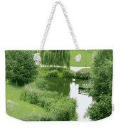 Summer Park In Belgium Weekender Tote Bag