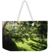 Summer Shade Weekender Tote Bag