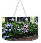 Summer Sidewalk Weekender Tote Bag