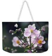 Summer Softness Weekender Tote Bag