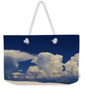 Summer Storms Over The Mountains 3 Weekender Tote Bag