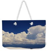 Summer Storms Over The Mountains 4 Weekender Tote Bag