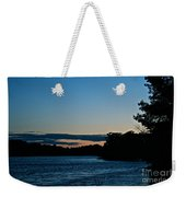 Summer Sundown Weekender Tote Bag